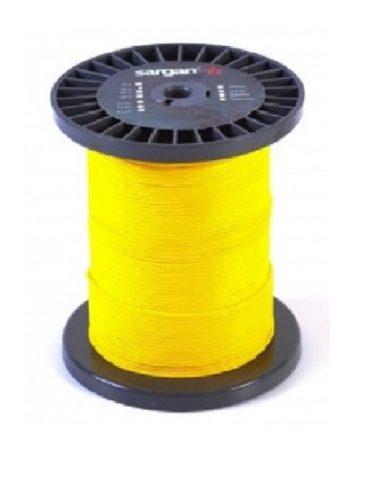 Линь желтый 2 мм