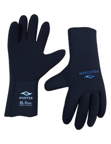 Hunter перчатки